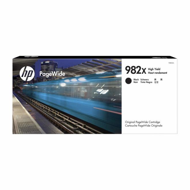 HP 982X High Yield Black Original PageWide Cartridge [T0B30A]