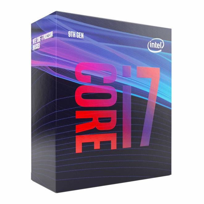 Intel Core i7-9700K BOX, Procesor, 4.90 GHz [BX80684I79700K S RG15]