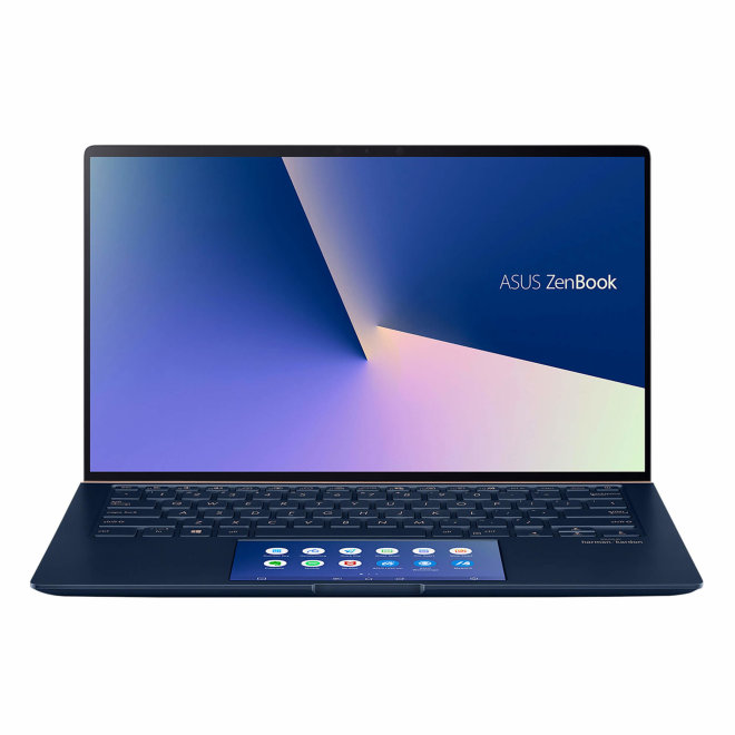 "Asus UX434FAC-WB501T Zenbook, Intel Core i5, 14"" Full HD, 8GB RAM, 512GB SSD, Intel UHD, Win10 Home, Royal Blue, 1,26 kg [90NB0MQ5-M03830]"
