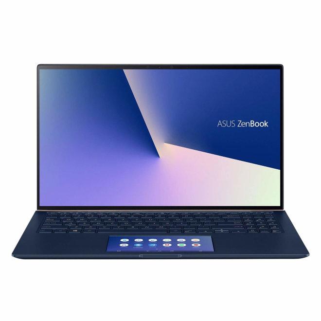 "Asus UX534FTC-WB701R Zenbook, Intel Core i7, 15.6"" Full HD, 16GB RAM, 512GB SSD, NVIDIA GeForce 4GB, Win10 Pro, Royal Blue, 1,59 kg [90NB0NK3-M04440]"