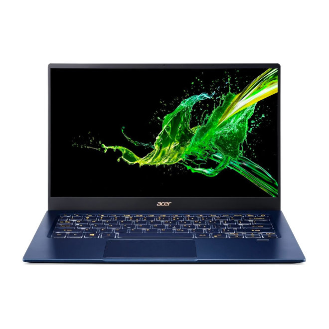 "Acer Swift 5, Intel Core i7, 14.0"" Full HD Touchscreen, 16GB RAM, 512GB SSD, Intel Iris Plus Graphics, Win10 Pro, Blue, 0,99 kg [NX.HHYEX.005]"