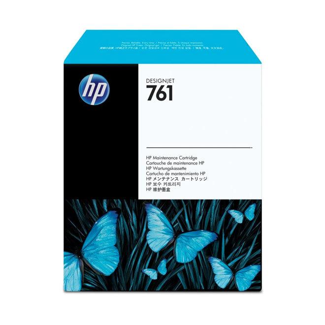 HP 761 Designjet Maintenance Cartridge, Original [CH649A]