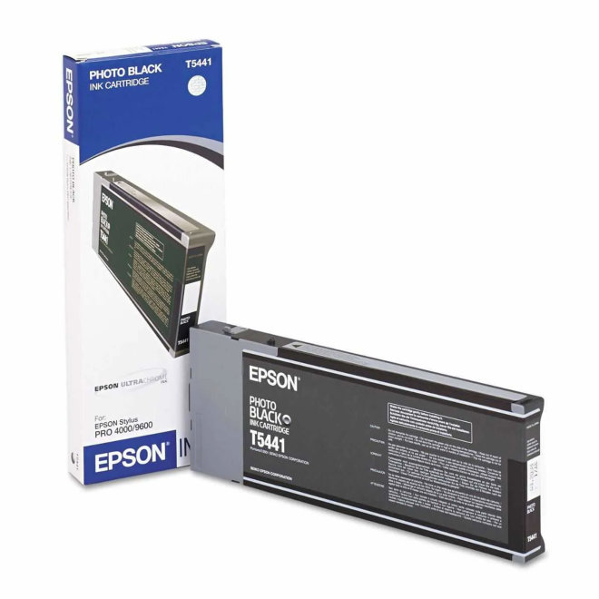 Epson tinta Photo Black T544100, 220 ml, za Stylus Pro 9600, Original [C13T544100]