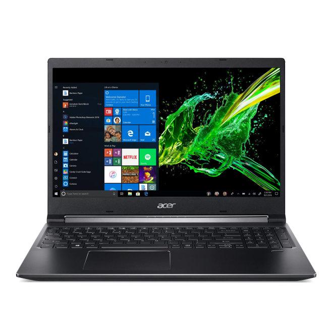 "Acer Aspire 7, Intel Core i5, 15.6"" Full HD, 8GB RAM, 512GB SSD, NVidia GTX 1650 4GB, Linux OS, Black, 2,35 kg [NH.Q5TEX.004]"