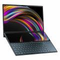 "Asus UX481FA-BM018T Zenbook Duo, Intel Core i5, 14"" Full HD, 8GB RAM, 512GB SSD, Intel HD 620, Win10 Home, Celestial Blue, Stylus pen, 1,5 kg [90NB0P71-M01050]"