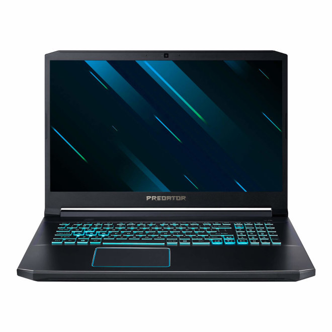"Acer Predator Helios 300, Intel Core i7, 17.3"" Full HD, 16GB RAM, 512GB SSD + 1TB HDD, NVidia GeForce RTX 2060 6GB, Linux OS, Black, 2,9 kg [NH.Q5QEX.01F]"