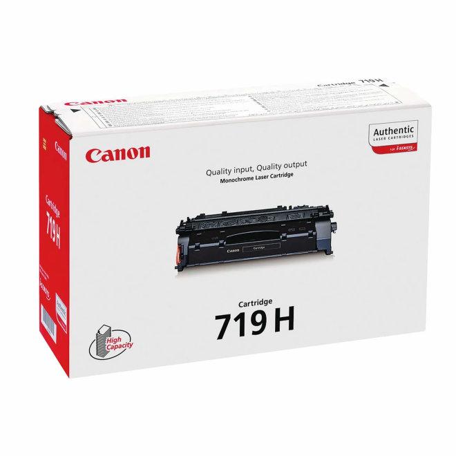Canon toner 719H High Yield Toner Cartridge, kazeta, cca 6.400 ispisa, Original [3480B002]