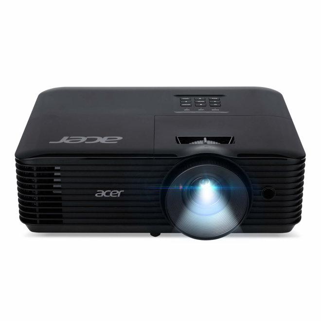Acer X138WHP, projektor, DLP 3D Ready WXGA, HDMI, USB, VGA in/out, 4,000 lm, Crna, 2,8 kg [MR.JR911.00Y]