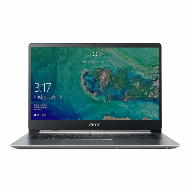"Acer Swift 1, Intel Pentium Silver, 14"" Full HD, 4GB RAM, 128GB SSD, Intel UHD Graphics, Endless OS, Silver, 1,3 kg [NX.GXUEX.008]"