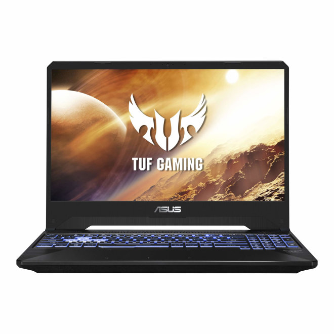 "Asus FX505DU Gaming TUF, AMD Ryzen, 15.6"" Full HD, 16GB RAM, 256GB SSD + 1TB, NVIDIA GeForce GTX, Free DOS, 2,2 kg, Black [90NR0272-M00810]"