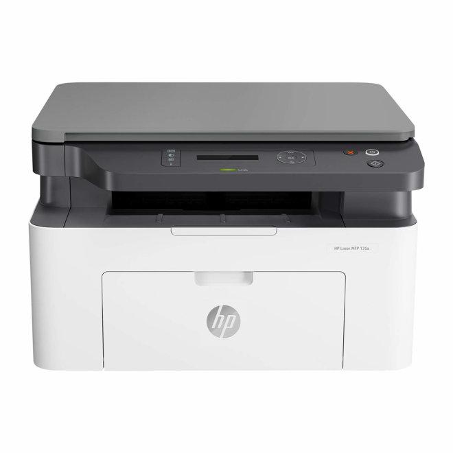 HP Laser MFP 135a, višefunkcijski pisač, laserski c/b ispis, A4, USB, 60 – 163 g/m² [4ZB82A#B19]