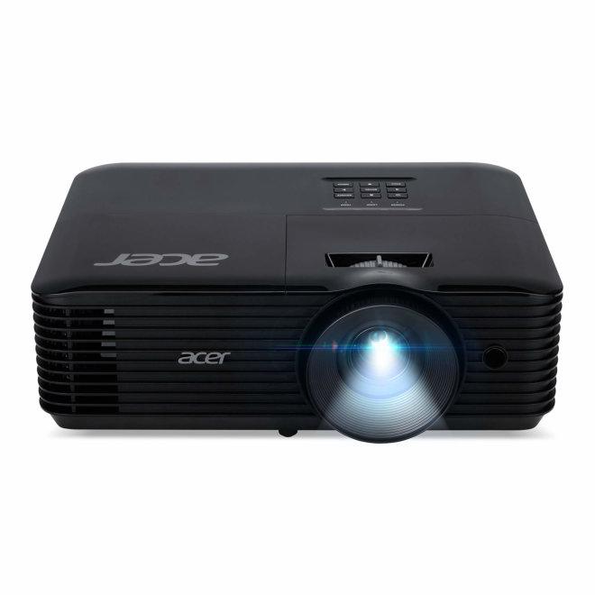 Acer X128HP, projektor, DLP 3D ready XGA, HDMI, USB, VGA in/out, 4,000 lm, Crna, 2,8 kg [MR.JR811.00Y]