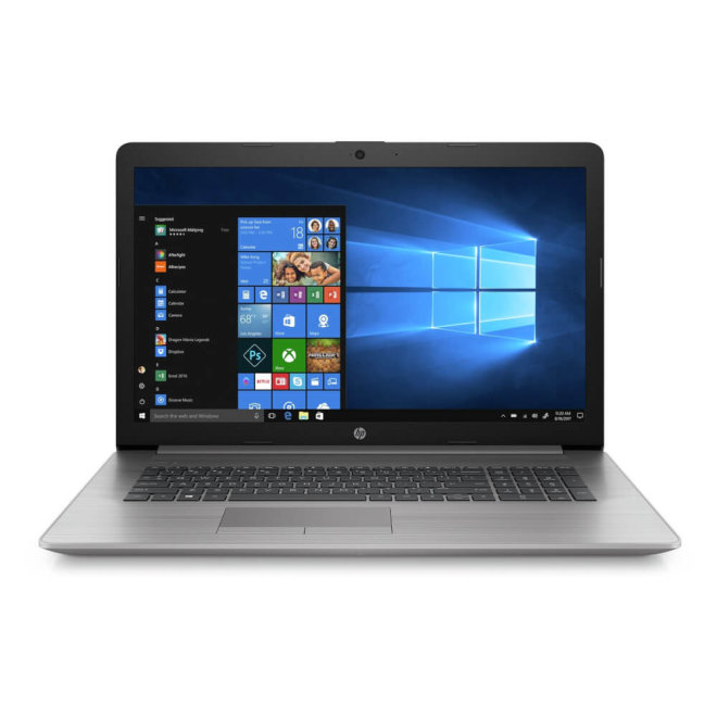 "HP 470 G7 Laptop, Intel Core i7, 17,3"" Full HD, 8GB RAM, 256GB SSD, Win10 Pro, 2,36 kg [8VU25EA#BED]"