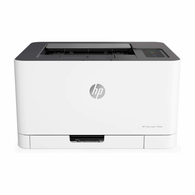 HP Color Laser 150nw, jednofunkcijski pisač, laserski ispis u boji, A4 format, Wi-Fi, USB, Ethernet [4ZB95A#B19]