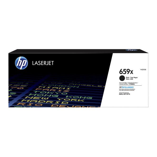HP 659X High Yield Black LaserJet Toner Cartridge, kazeta, cca 34.000 ispisa, Original [W2010X]