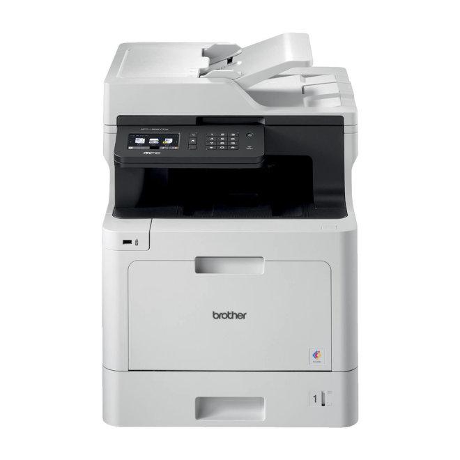 Brother MFC-L8690CDW, višefunkcijski pisač, laserski ispis u boji, A4, WiFi, mreža, USB, dupleks, ADF, touchscreen [MFCL8690CDWYJ1]
