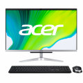 "Acer Aspire C22-963, All-In-One stolno računalo, Intel Core i3, 21,5"" FHD, 8GB RAM, 512GB SSD, Intel UHD Graphics, Wireless tipkovnica + miš, Linux, Silver [DQ.BENEX.002]"
