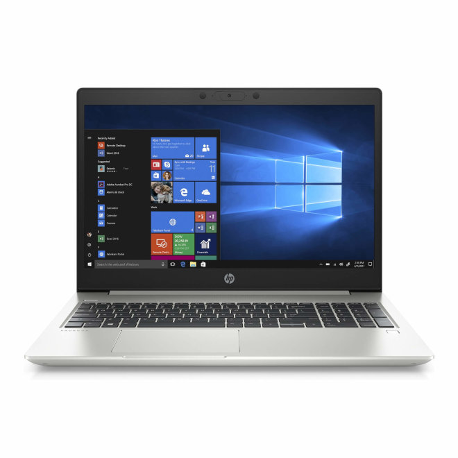 "HP ProBook 450 G7 Laptop, Intel Core i5, 15,6"" FHD, 8GB RAM, 512GB SSD, Free DOS, Pike Silver, 2,0 kg [9HP69EA#BED]"