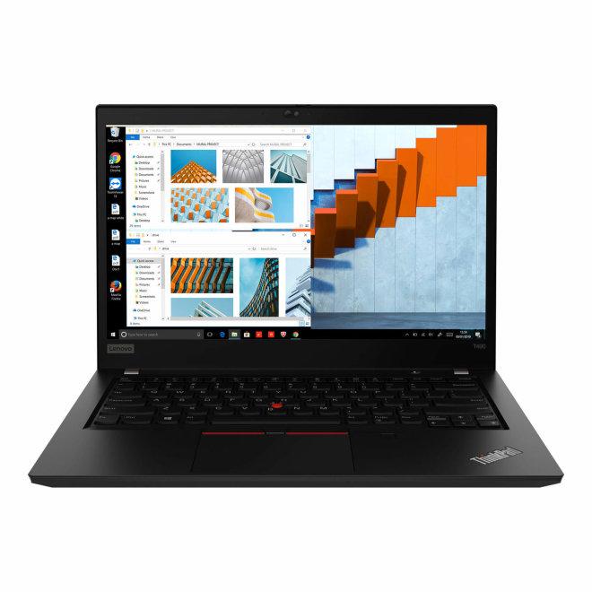 "Lenovo ThinkPad T490, notebook, Intel Core i7, 14,0"" FHD, 16GB RAM, 512GB SSD, Intel UHD 620, Win10 Pro, Black, 1,55 kg [20N20073SC]"