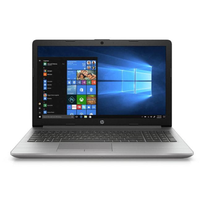 "HP 250 G7 Notebook PC, Intel Core i5, 15,6"" Full HD, 8GB RAM, 256GB SSD, DVD-Writer, Win10 Home, Silver, 1.78 kg [6BP19EA#BED]"