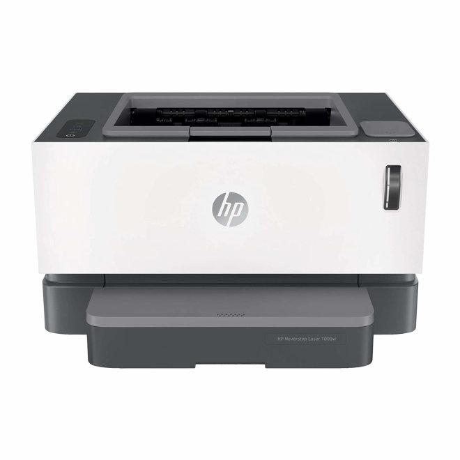 HP Neverstop Laser 1000w Printer, jednofunkcijski pisač, laserski c/b ispis, A4, WiFi, USB, 120 g/m² [4RY23A#B19]