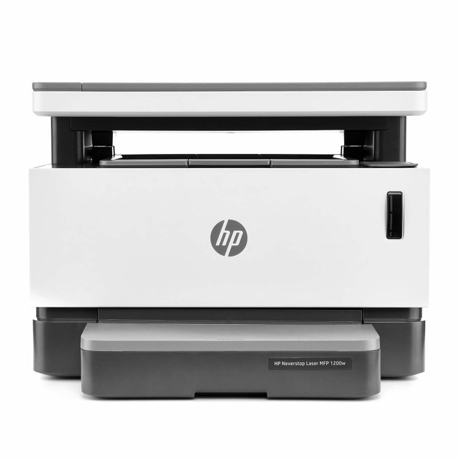 HP Neverstop Laser MFP 1200w Printer, višefunkcijski pisač, laserski c/b ispis, A4, WiFi, USB, 120 g/m² [4RY26A#B19]