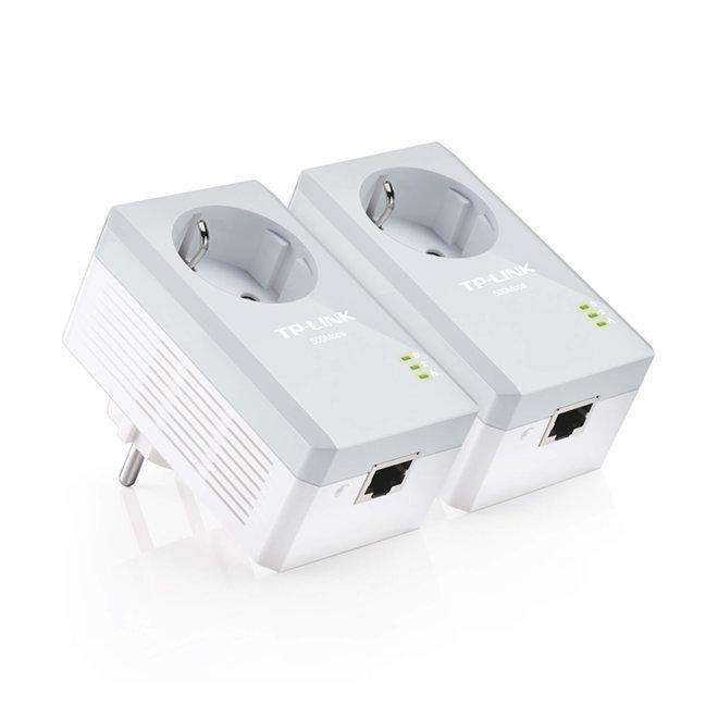 TP-Link AV600, Powerline mrežni adapter, 600Mbps [TL-PA4010PKIT]
