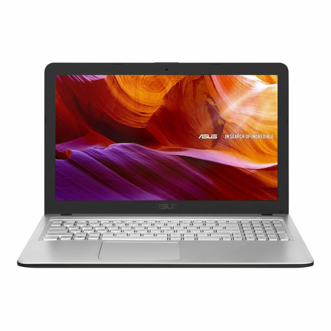 "Asus laptop X543MA-WBP03TC, Intel Pentium Silver, 15.6"" Full HD, 4GB RAM, 256GB SSD, Intel UHD 600, Win10 Home, Silver, 1,9 kg [90NB0IR6-M18540]"