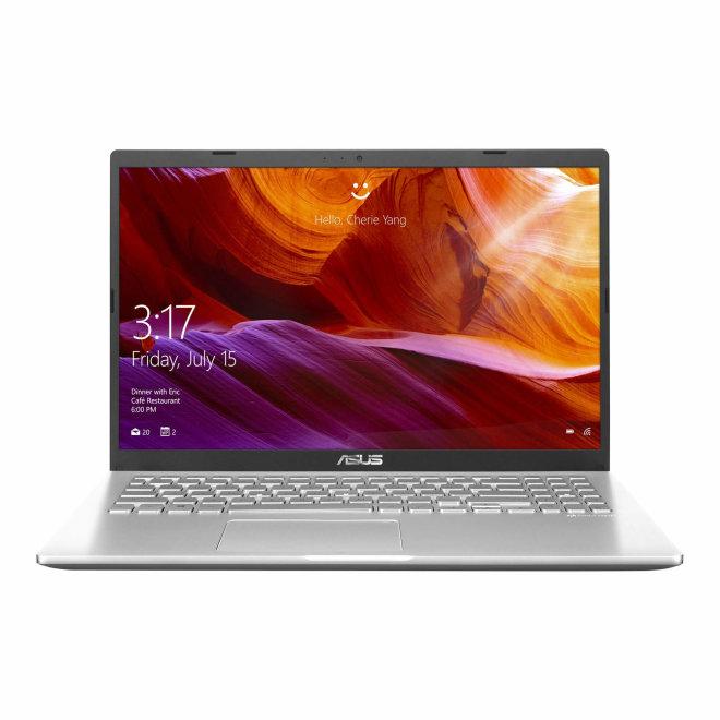 """Asus laptop X509JA-WB501T, Intel Core i3, 15.6"""" Full HD, 8GB RAM, 256GB SSD, Integrated Intel UHD, Win10 Home, Transparent Silver, 1,9 kg [90NB0QE1-M02540]"""