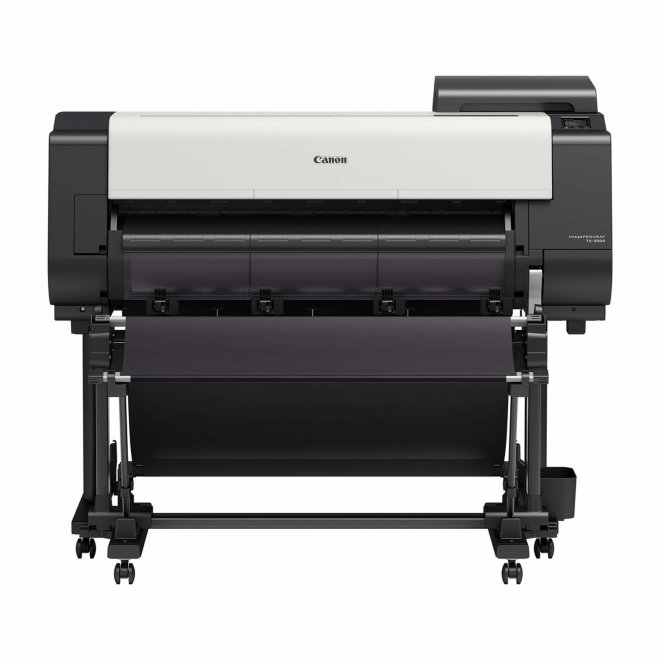 "Canon imagePROGRAF TX-3000, 36"" ploter, tintni ispis u boji, 5 boja, CAD, GIS, ispis postera, WiFi, USB, Ethernet, 3"" dodirni LCD zaslon u boji [2443C003AA]"