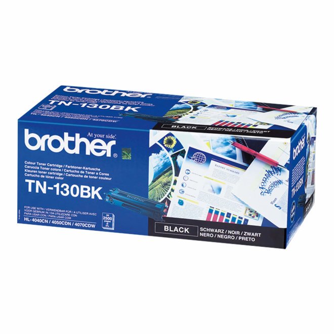 Brother toner TN-130BK, Black, cca 2.500 stranica, Original [TN130BK]