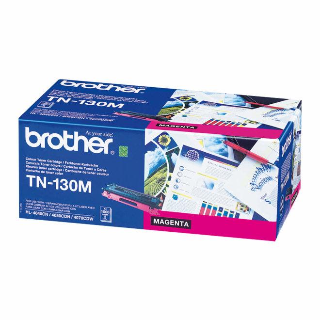 Brother toner TN-130M, Magenta, cca 1.500 stranica, Original [TN130M]