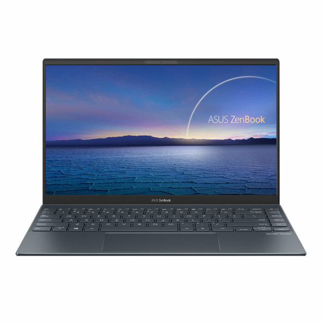 "Asus UX425JA-WB501T ZenBook, Intel Core i5, 14"" FHD, 8GB RAM, 256GB SSD, Intel UHD Graphics, Win10 Home, Pine Grey, 1,2 kg [90NB0QX1-M00560]"