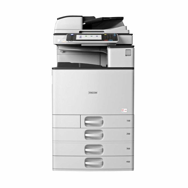 Nashuatec MP C2011SP, višefunkcijski pisač, laserski ispis u boji, A3, USB, Ethernet, Dupleks, 300 g/m² [417319]