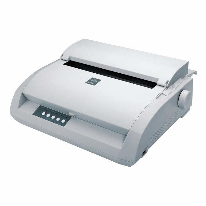 Fujitsu DL3750+ D, matrični pisač, A4, 80 stupaca, Cent + USB ili RS232, original + 4 kopije [78DL3750]