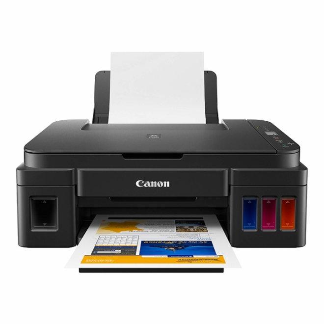 Canon Pixma G2415, višefunkcijski pisač, tintni ispis u boji, A4, USB, crna tinta gratis, 275 g/m2 [2313C029AA]