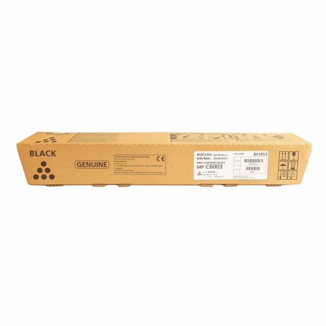 Ricoh/Nashuatec MP C4503 / MP C4504 / MP C5503 / MP C5504 / MP C6003, Black, toner, cca 33.000 ispisa, Original [841853]