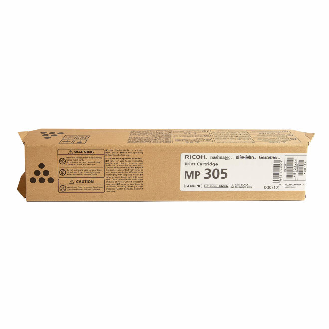 Ricoh/Nashuatec MP 305+SPF, toner, cca 9.000 ispisa, Original [842347]