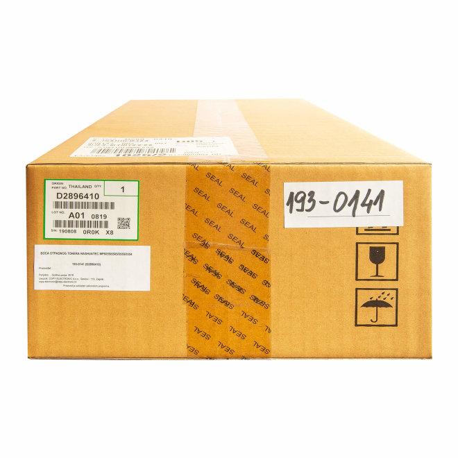 Ricoh/Nashuatec MP 6055 / 5505 / 3555 / 3554, boca otpadnog tonera, Original [D2896410]