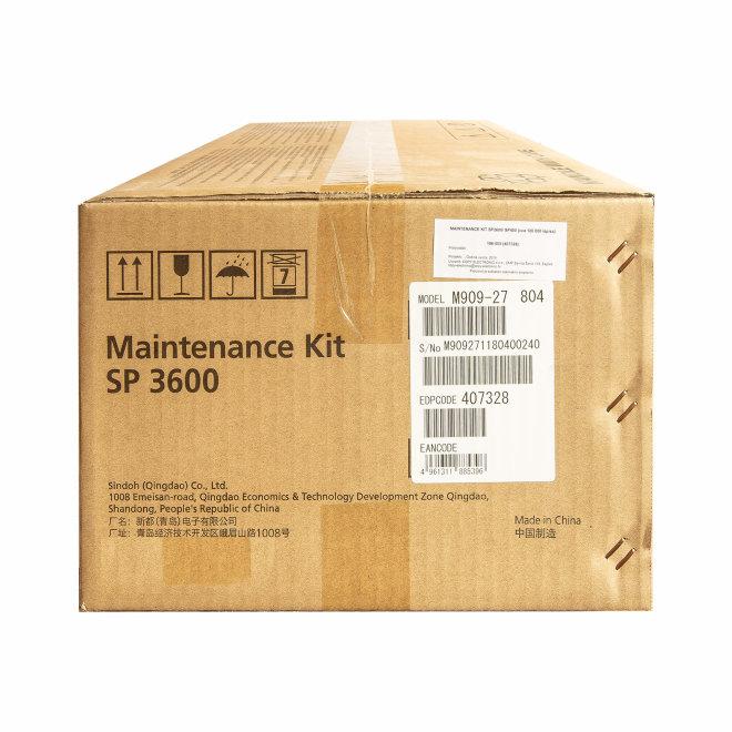 Ricoh/Nashuatec SP 3600 / SP 400, Maintenance kit, cca 120.000 ispisa, Original [407328]