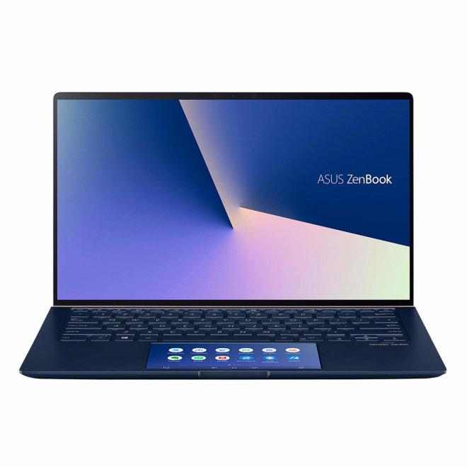 "Asus UX434FQC-WB501T ZenBook, Intel Core i5, 14,0"" FHD, 8GB RAM, 512GB SSD, Intel UHD, Touch Panel Touchscreen, Win10 Home, Royal Blue, 1,26 kg [90NB0RM3-M00380]"