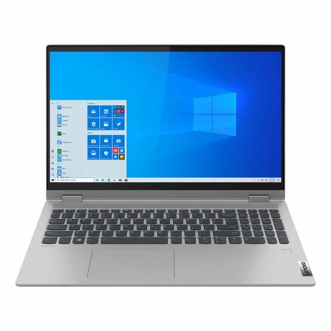 "Lenovo IdeaPad Flex 5, Intel Core i5, 15,6"" FHD, 8GB RAM, 512GB SSD, Intel UHD Graphics, Touchscreen, Win10 Home, Platinum Grey, 1,8 kg [81X3004VSC]"