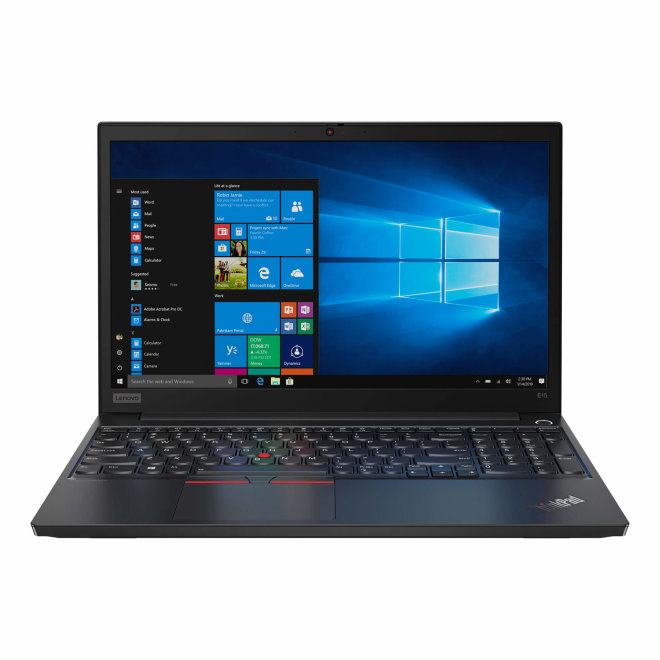 "Lenovo ThinkPad E15 (Gen 2), notebook, AMD Ryzen 5, 15.6"" FHD, 8GB RAM, 256GB SSD, AMD Radeon Graphics, Win10 Pro, Fingerprint, Black, 1,7 kg [20T8000MSC]"