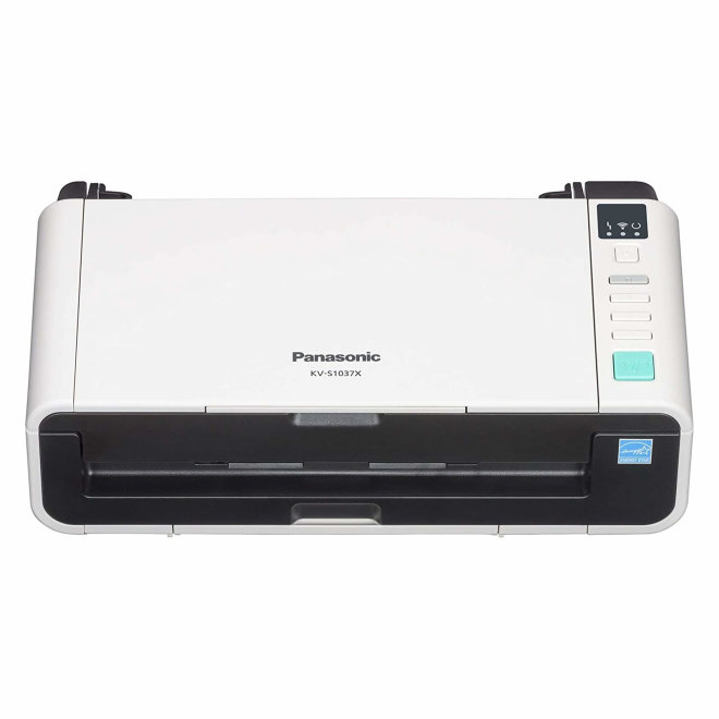Panasonic KV-S1037X, skener, A4, ADF 50 listova, Dupleks sken, WiFi, Ethernet, USB, 20-413 g/m² [KV-S1037-U]