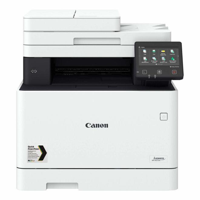 Canon i-SENSYS MF742Cdw, višefunkcijski pisač, laserski ispis u boji, A4, WiFi, Ethernet, USB, Secure PIN print, Touchscreen, Duplex, ADF, 60 – 200 g/m² [3101C013AA]