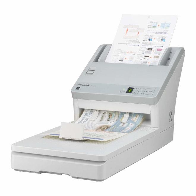 Panasonic KV-SL3066, skener, A4, Flatbad, ADF 100 listova, Dupleks sken, Single Touch Scanning, ICP Express, USB, 20-413 g/m² [KV-SL3066-U]