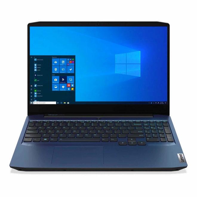 "Lenovo IdeaPad Gaming 3, Laptop, Intel Core i7, 15.6"" FHD, 8GB RAM, 512GB SSD, NVIDIA GTX1650 4GB, Free DOS, Chameleon Blue, 2,2 kg [81Y400GRSC]"