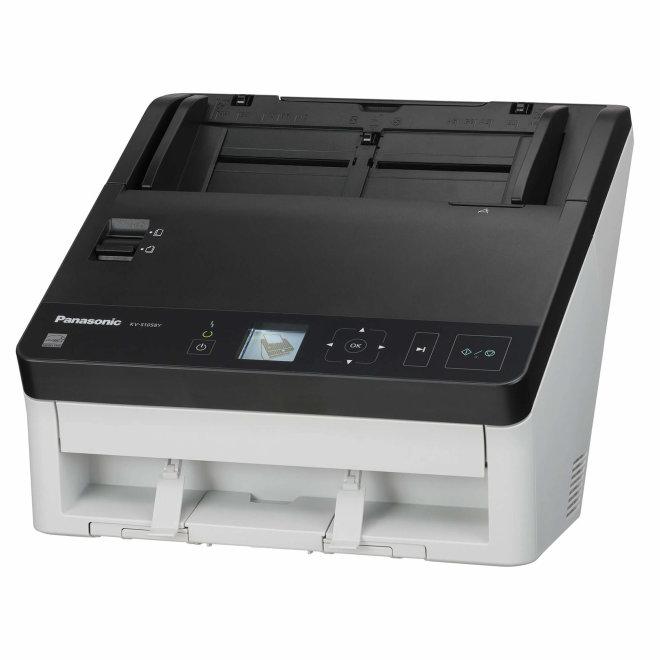 Panasonic KV-S1058Y, skener, A4, ADF 100 listova, Dupleks sken, Single Touch Scanning, ICP Express, Ethernet, USB, 20-413 g/m² [KV-S1058Y-U]