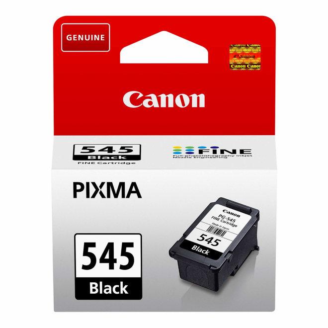 Canon PG-545 Black Ink Cartridge, tinta, cca 180 ispisa, Original [8287B001AA]
