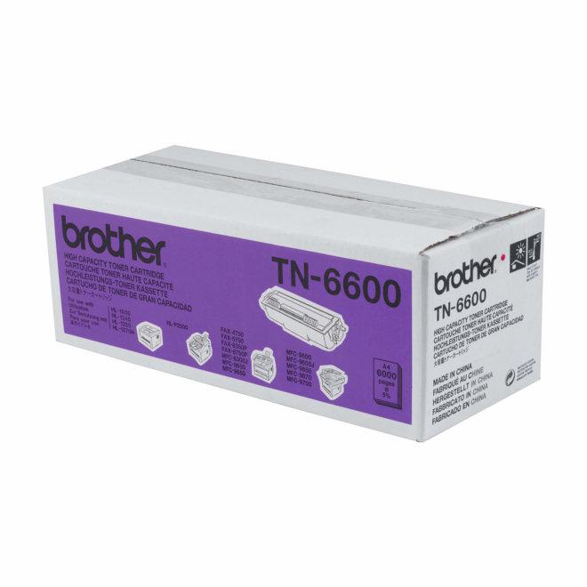 Brother TN-6600, Black, toner kazeta, cca 6.000 ispisa, Original [TN6600]